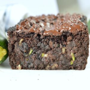 paleo chocolate zucchini bread keto