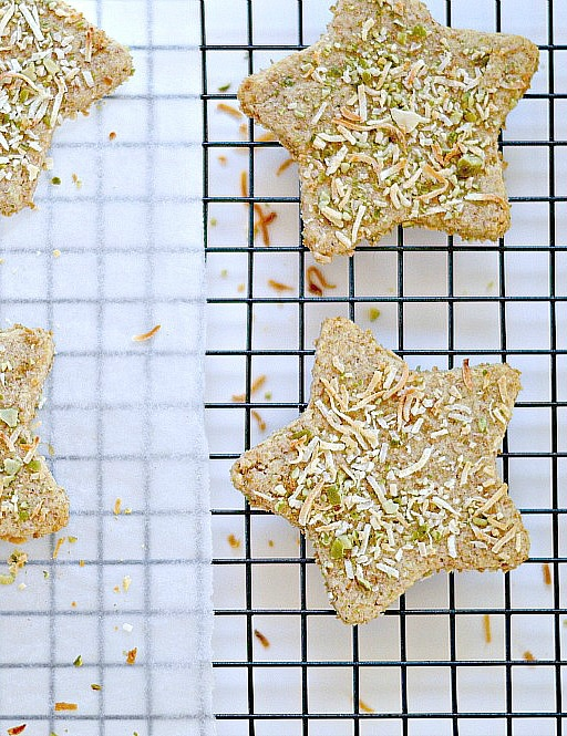 keto christmas cookies,