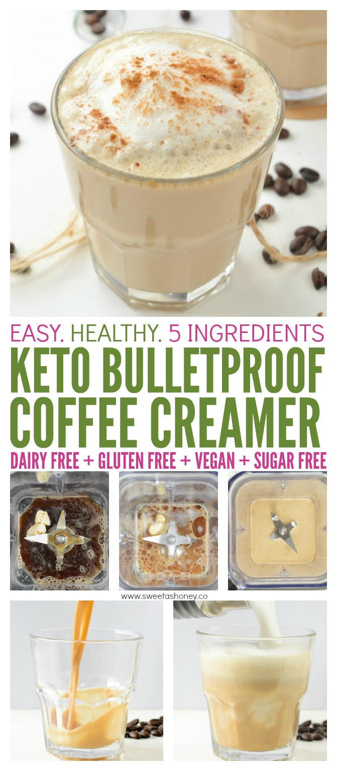 Keto Bulletproof coffee