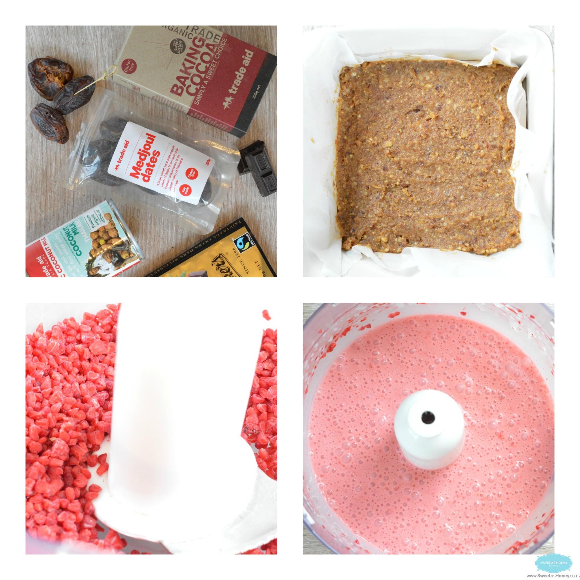 Raspberry Ice Cream Sandwich - SWEETASHONEY
