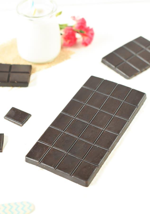 easy keto chocolate 5 ingredients
