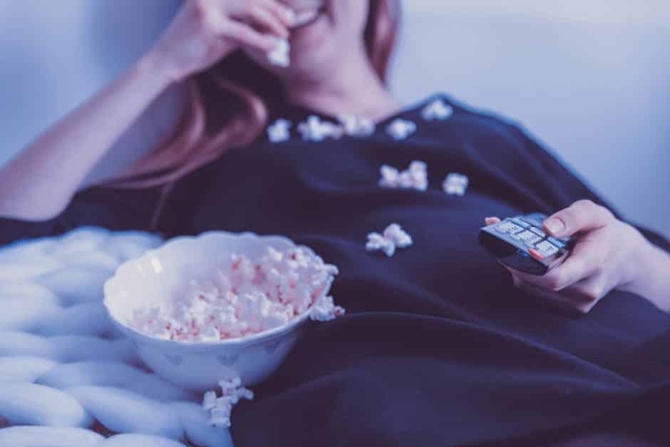 Eating Popcorn on Keto