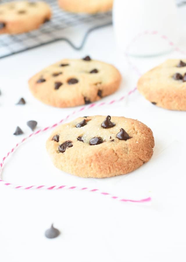 egg free keto cookies