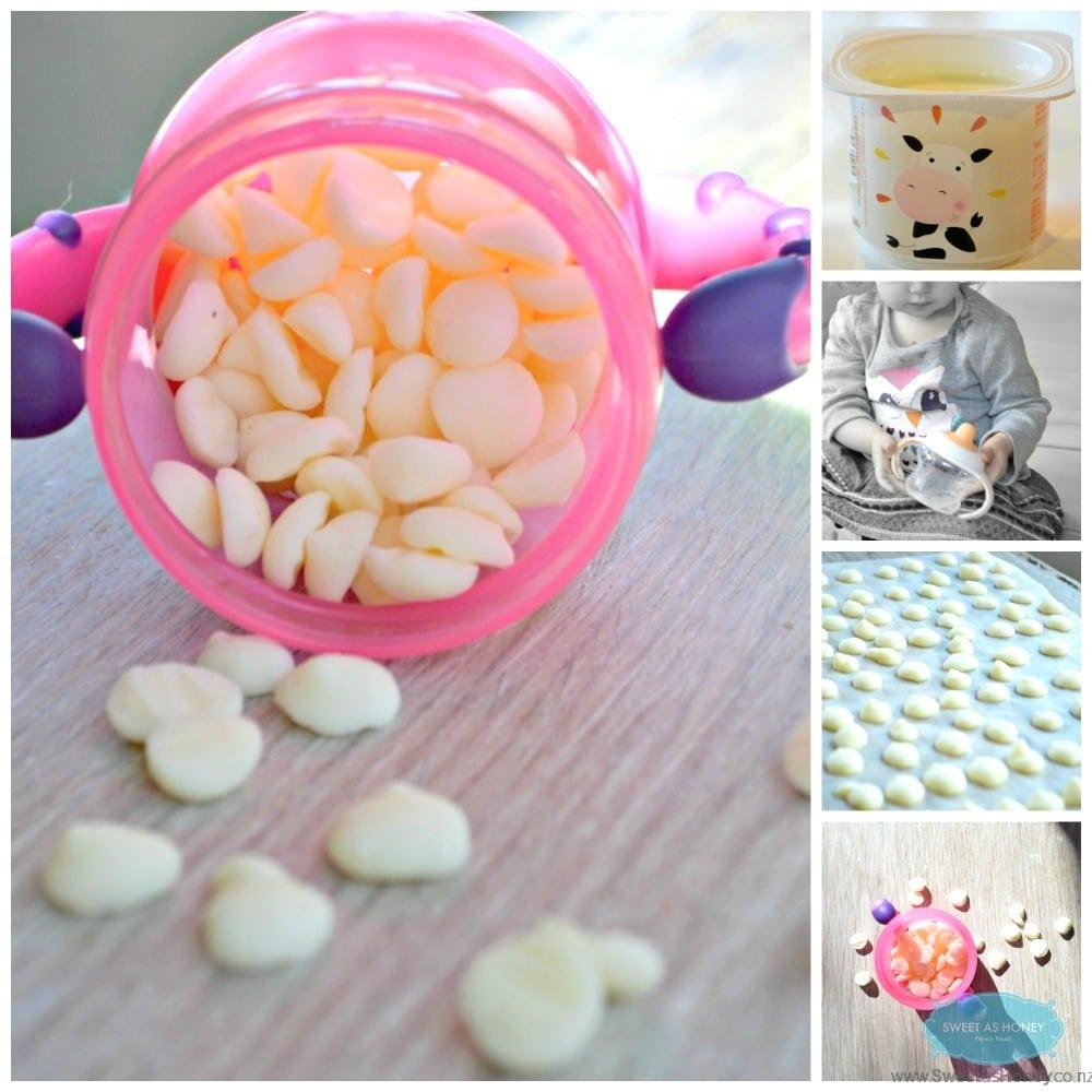 Baby Yogurt Melts