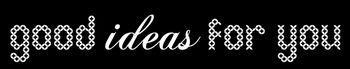 goodideasforyou logo