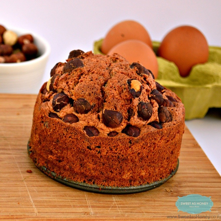 Gluten free Healthy Hazelnut Cake. NO processed ingredients, no refined sugar, simply wholesome ingredient to the moist beautiful moist cake.