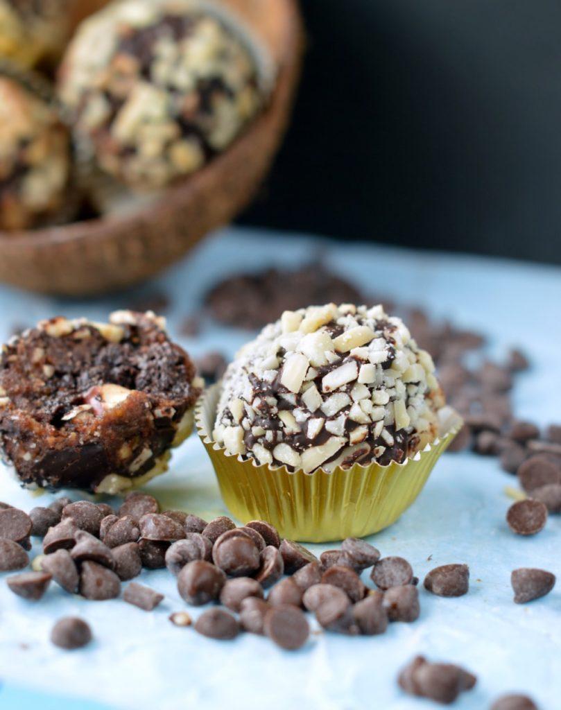 Healthy ferrero rocher truffles + BIG revelation !