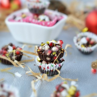 healthy chocolate candy cups