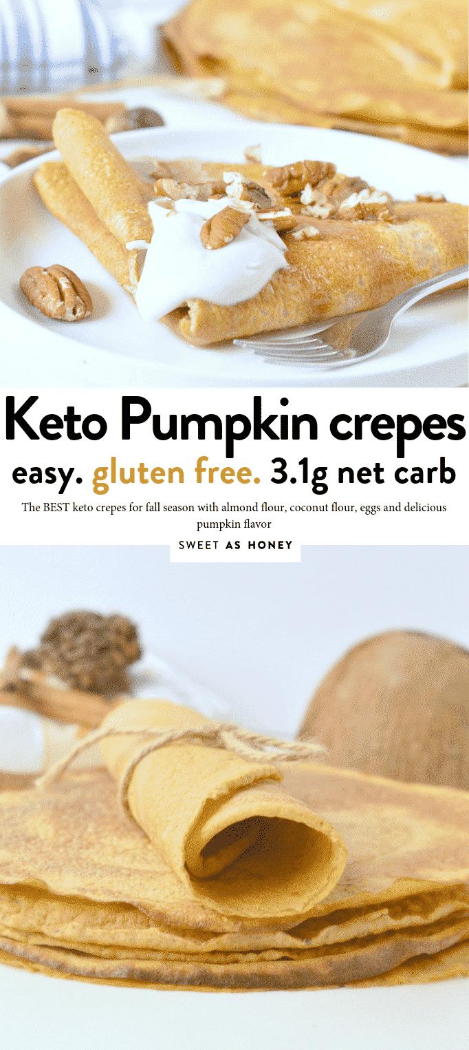 KETO PUMPKIN CREPES #ketocrepes #keto #ketofall #ketopumpkin #easy #pumpkin #fallrecipes #crepes #easy #keto #eggfastKETO PUMPKIN CREPES #ketocrepes #keto #ketofall #ketopumpkin #easy #pumpkin #fallrecipes #crepes #easy #keto #eggfast