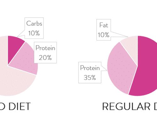 Keto Diet Macros vs Regular Diet