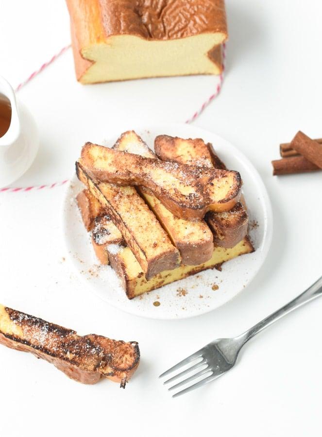 keto french toast bread