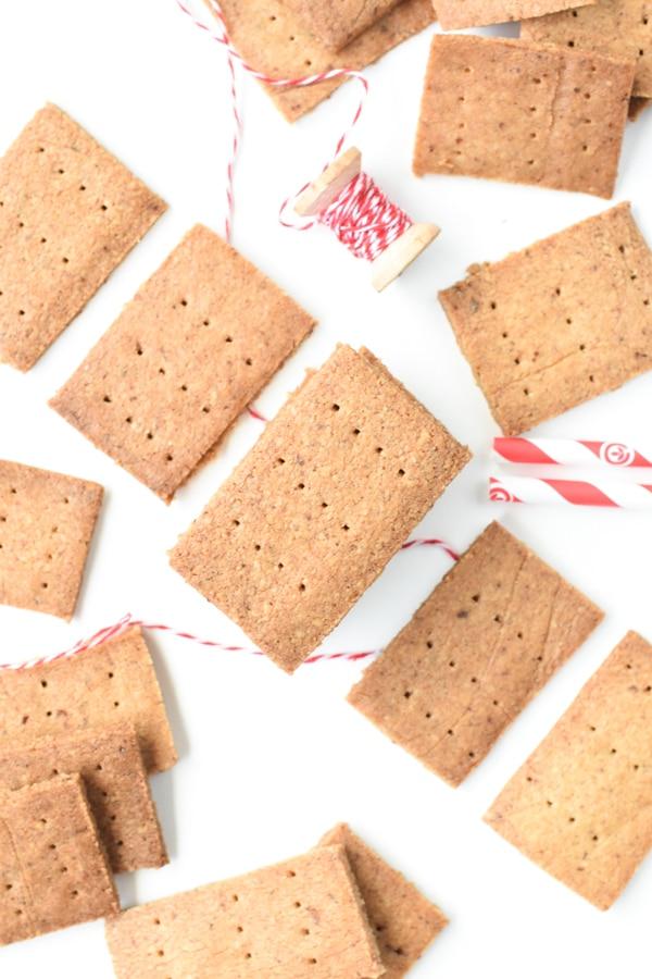 keto friendly graham crackers