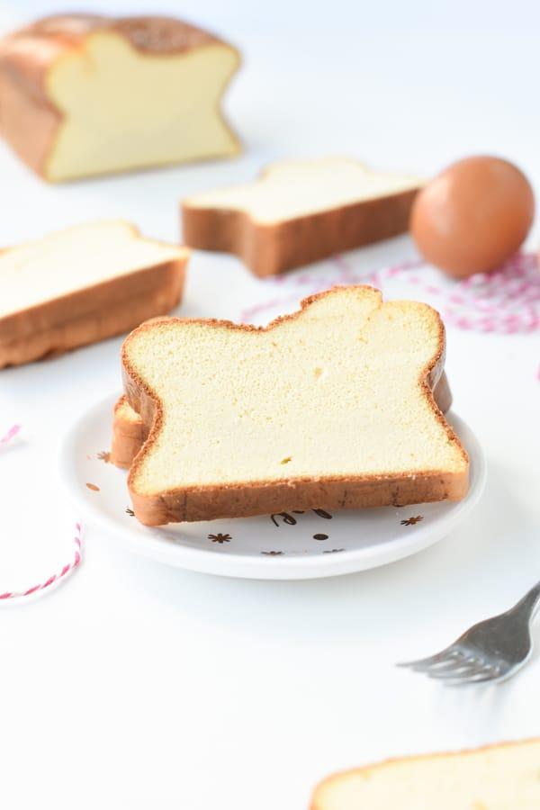 keto low carb egg loaf