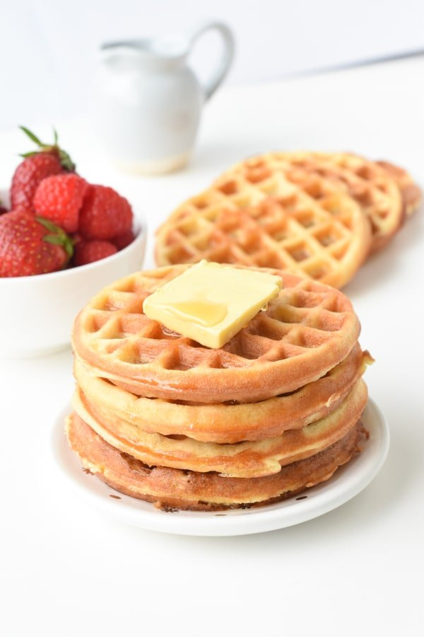 keto waffle recipe almond flour