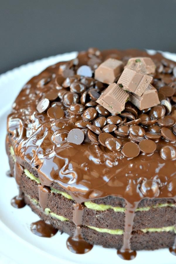 low carb chocolate cake almond flour