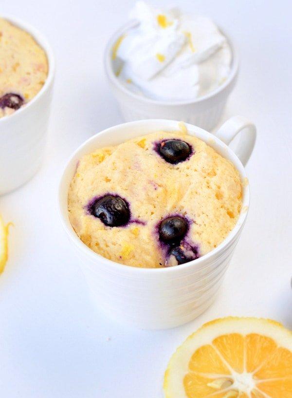 KETO LEMON MUG CAKE 90 seconds Microwave cake with almond flour, Dairy free + Paleo #lowcarb #ketomugcake #ketolemonmugcake #lemonmugcake #lemoncake #mugcake #keto #almondflour #glutenfree #dairyfree #paleo