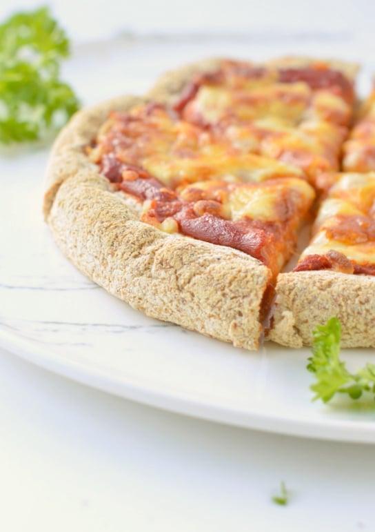 KETO PIZZA CRUST NO CHEESE NO EGGS #ketopizzacrust #ketopizza #keto #pizza #easy #nocheese #noegg #lowcarb #ketovegan #vegan #glutenfree #paleo #dairyfree #grainfree #crispy #withyeast