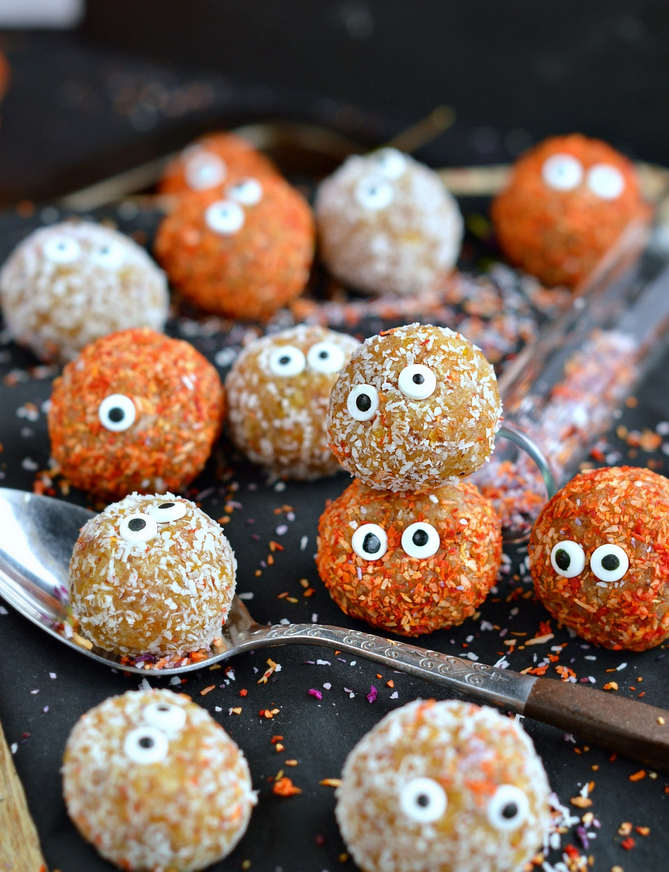 paleo monster truffles