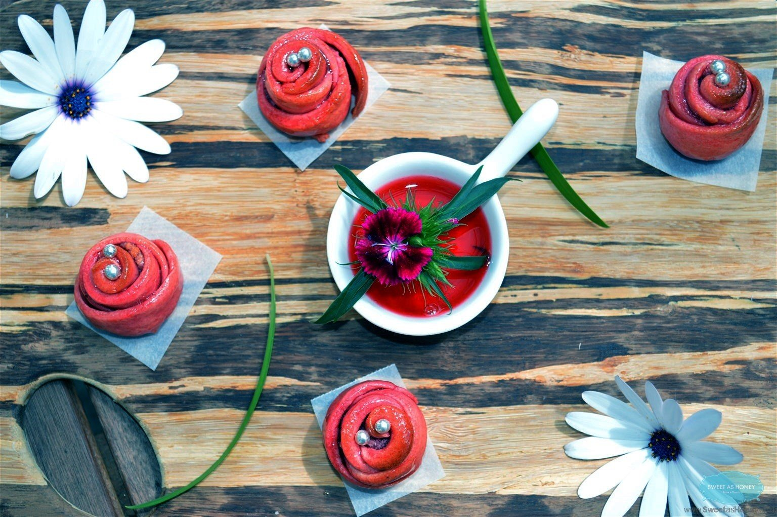 Roses Cookies