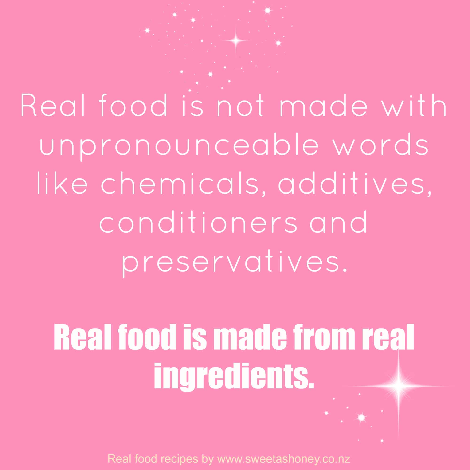 real food definition