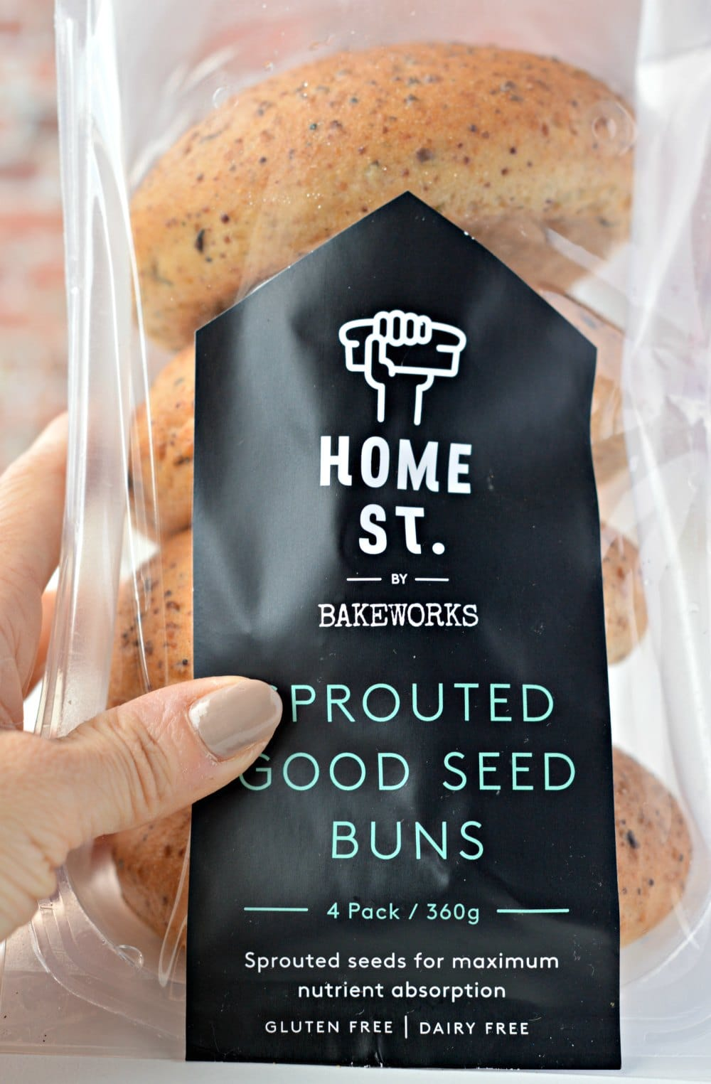sprouted buns home street