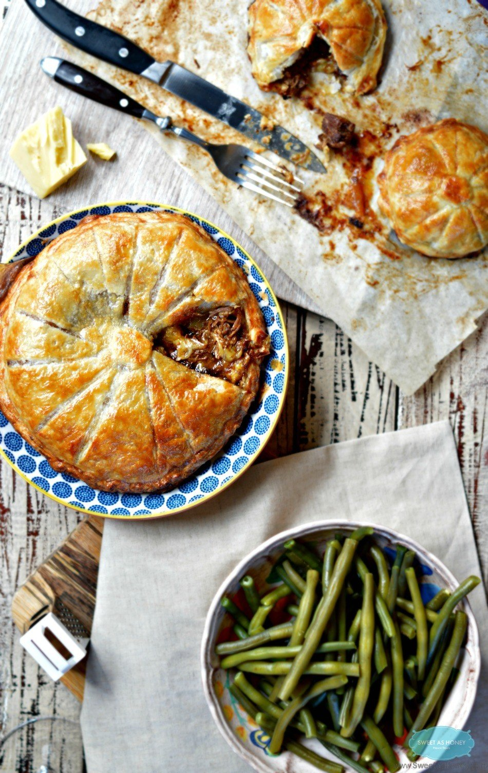 steak pie easy meat pie recipe