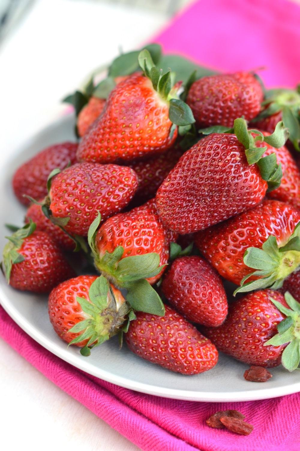 NZ strawberries