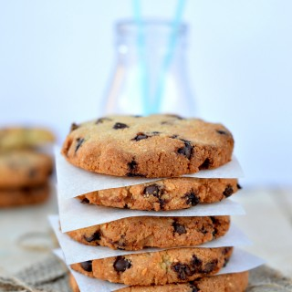 sugar free chocolate chips cookies