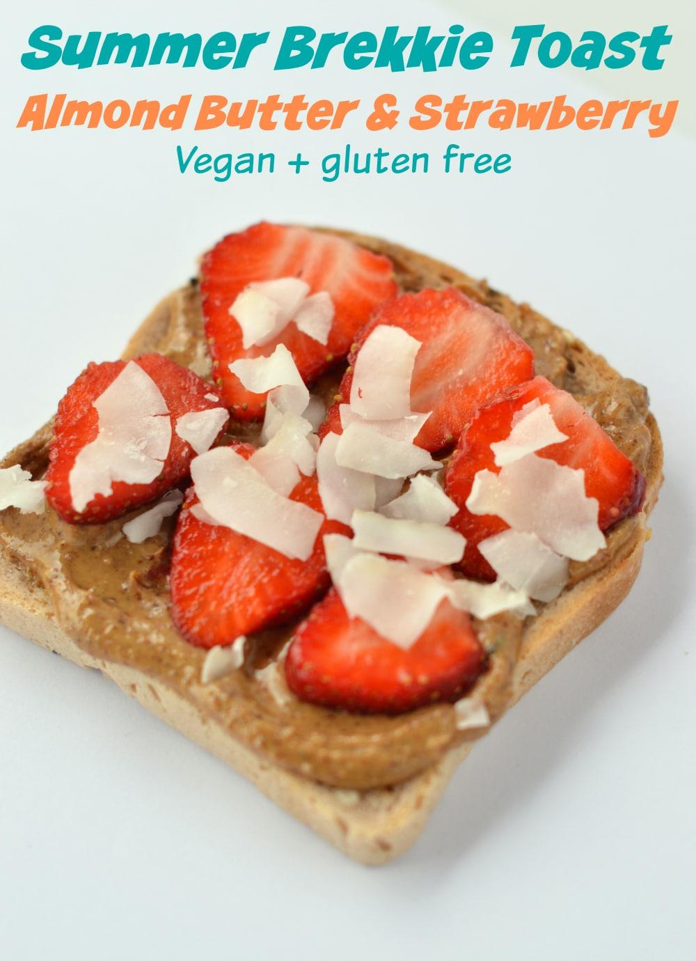 9 Vegan Breakfast Ideas On Toast