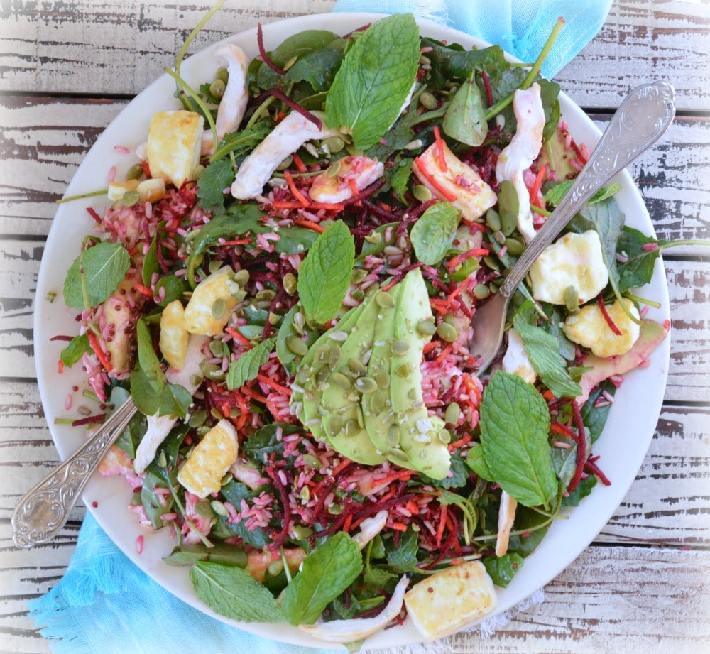 supercharged salads