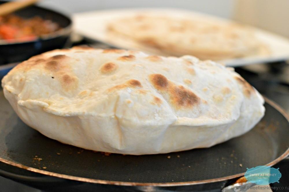 Coconut Flour Tortilla
