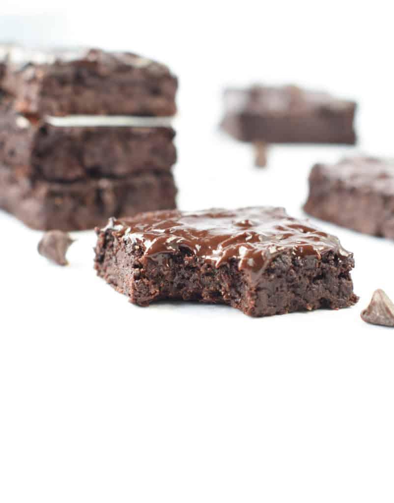 vegan brownies almond flour